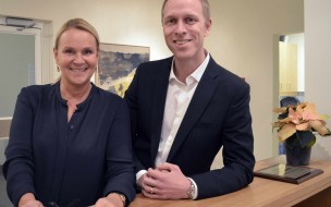Ingrid Engström och Anders Richtnér – SSE Executive Education