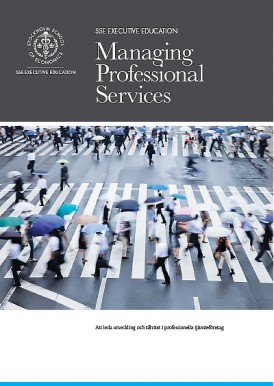 Managing Professional Services