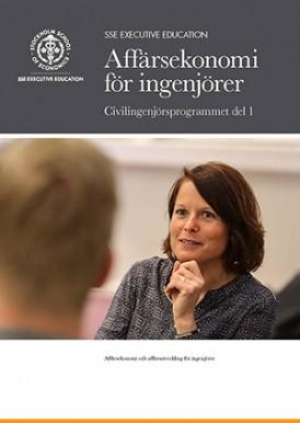 Affärsekonomi för ingenjörer - Civilingenjörsprogrammet del 1