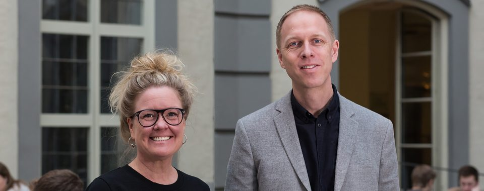 Anders Richtner och Erica Keim – SSE Executive Education