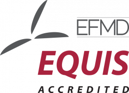 Logo for Equis Accreditation