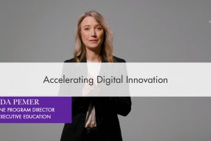 Video screenshot of Accelerating Digital Innovation with Frida Pemer